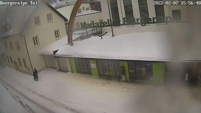 Bürgeralpe Mariazell – Talstation