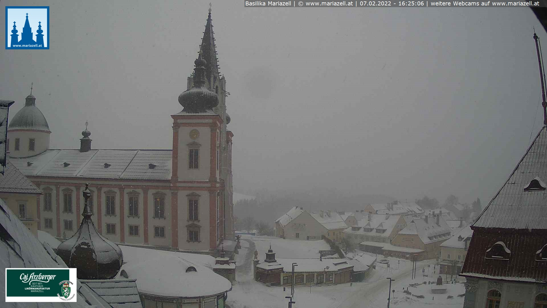 Mariazell, Basilika / Österreich