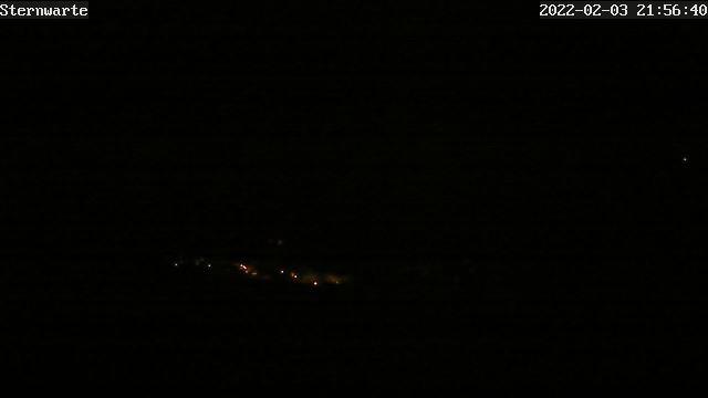 Blick von der Sternwarte auf der Stehralm Richtung Westen